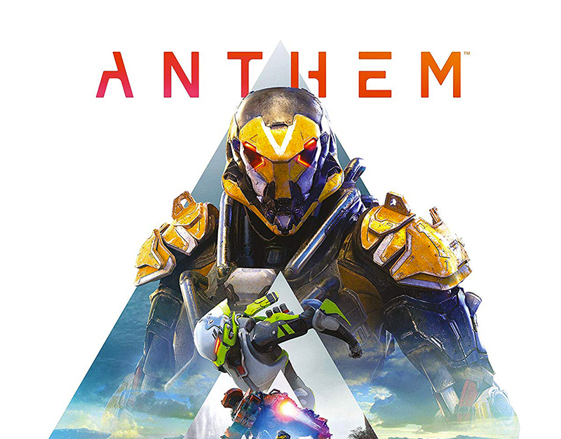 Anthem (Xbox One), Road to Video Games, roadtovideogames.com