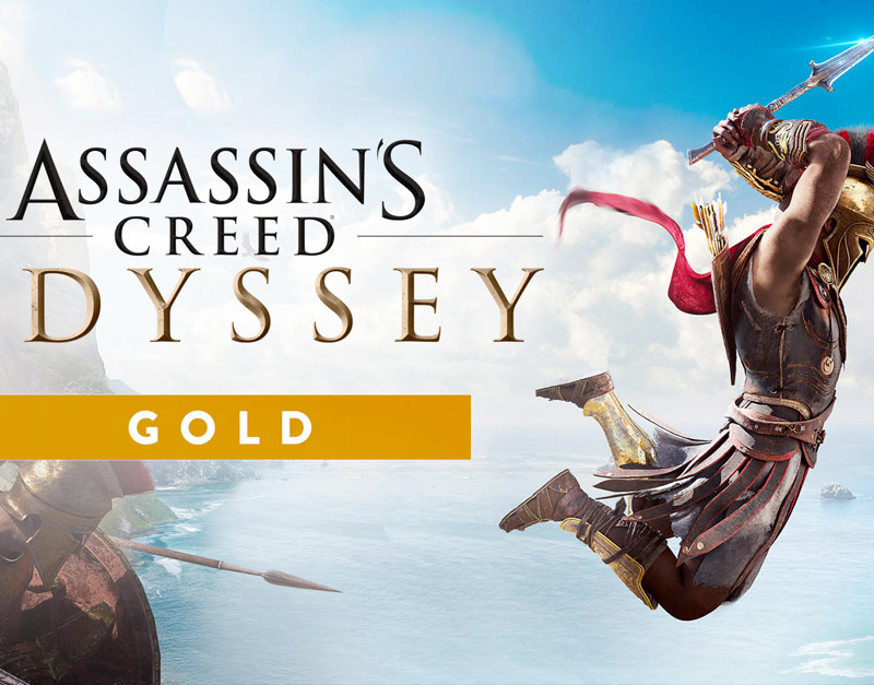 Assassin's Creed Odyssey - Gold Edition (Xbox One), Road to Video Games, roadtovideogames.com
