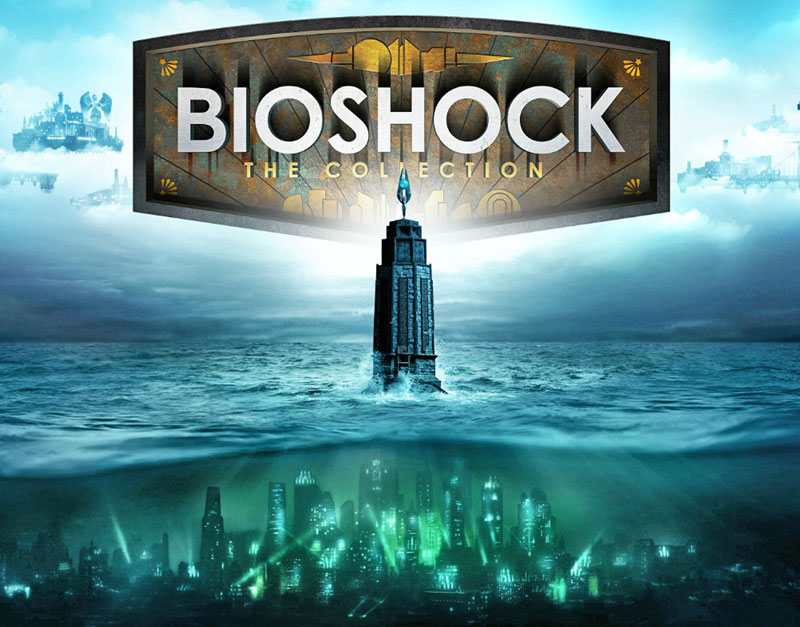 BioShock: The Collection (Xbox One), Road to Video Games, roadtovideogames.com