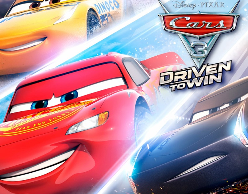 Cars 3: Driven to Win (Xbox One), Road to Video Games, roadtovideogames.com