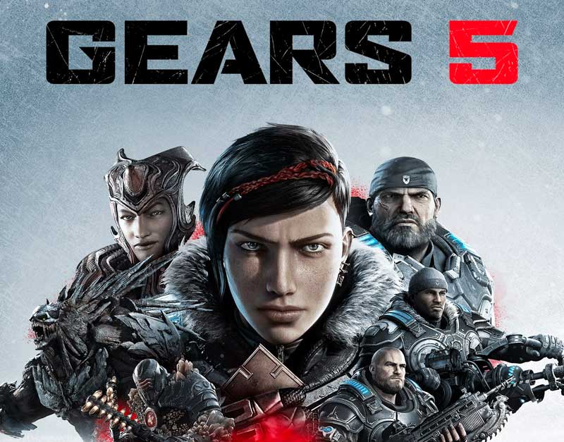 Gears 5 (Xbox One), Road to Video Games, roadtovideogames.com