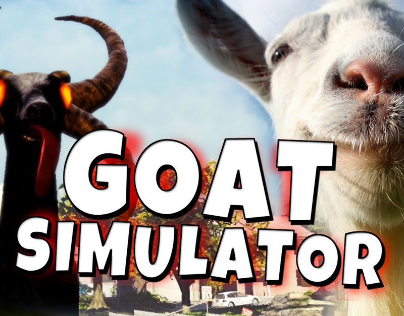 Goat Simulator (Xbox One), Road to Video Games, roadtovideogames.com
