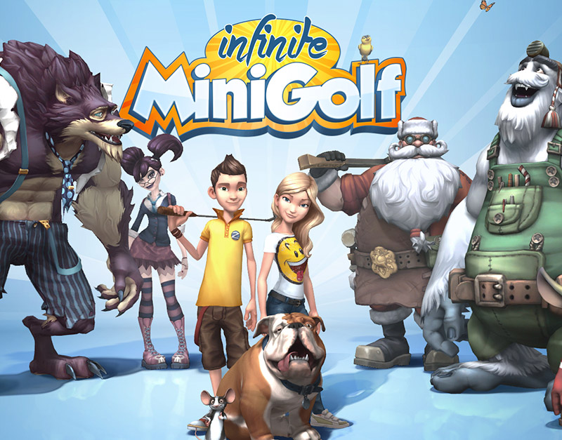 Infinite Minigolf (Xbox One), Road to Video Games, roadtovideogames.com