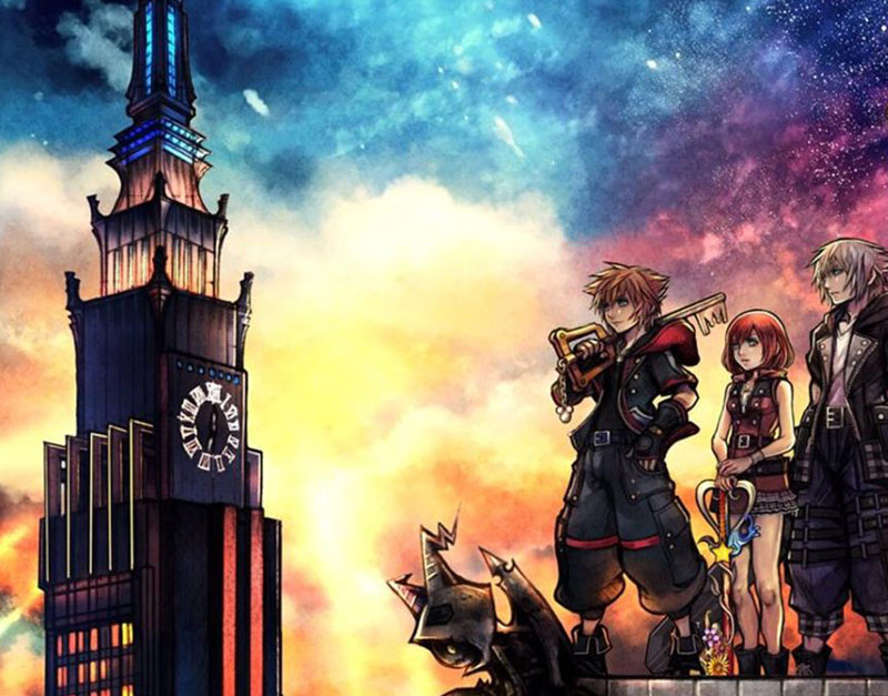 Kingdom Hearts 3 (Xbox One), Road to Video Games, roadtovideogames.com