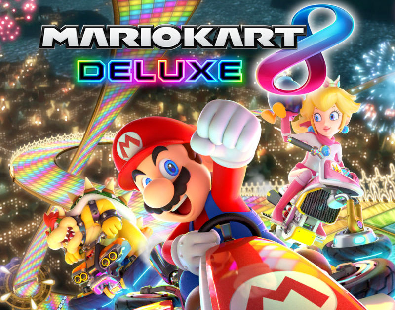 Mario Kart 8 Deluxe (Nintendo), Road to Video Games, roadtovideogames.com