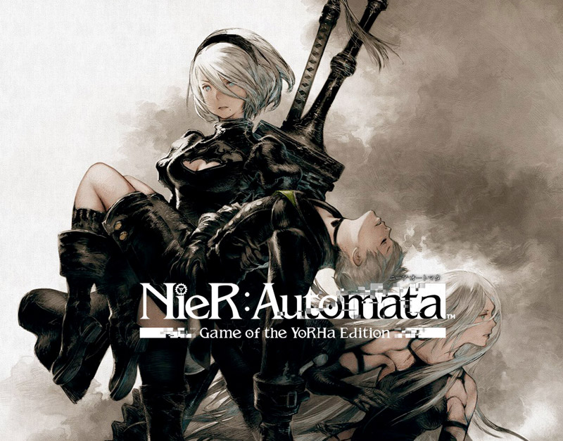 NieR:Automata Become As Gods Edition (Xbox One), Road to Video Games, roadtovideogames.com
