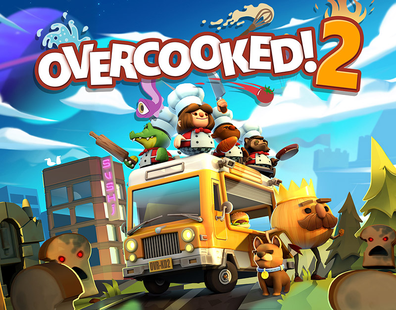 Overcooked! 2 (Nintendo), Road to Video Games, roadtovideogames.com