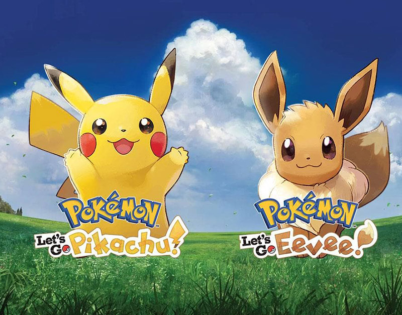 Pokemon Let's Go Eevee! (Nintendo), Road to Video Games, roadtovideogames.com