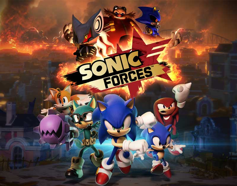 SONIC FORCES™ Digital Standard Edition (Xbox Game EU), Road to Video Games, roadtovideogames.com