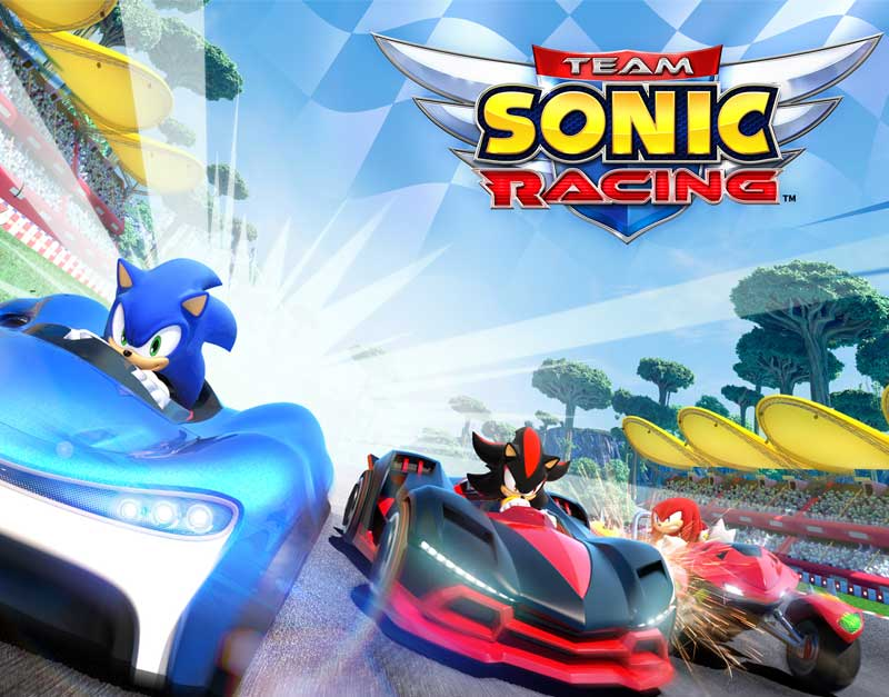 Team Sonic Racing™ (Xbox Game EU), Road to Video Games, roadtovideogames.com