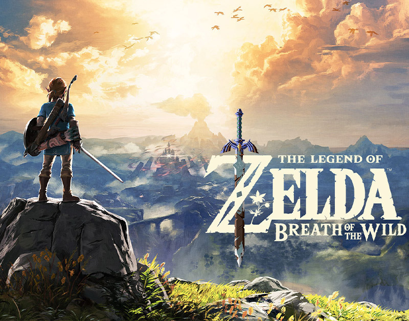 The Legend of Zelda: Breath of the Wild (Nintendo), Road to Video Games, roadtovideogames.com