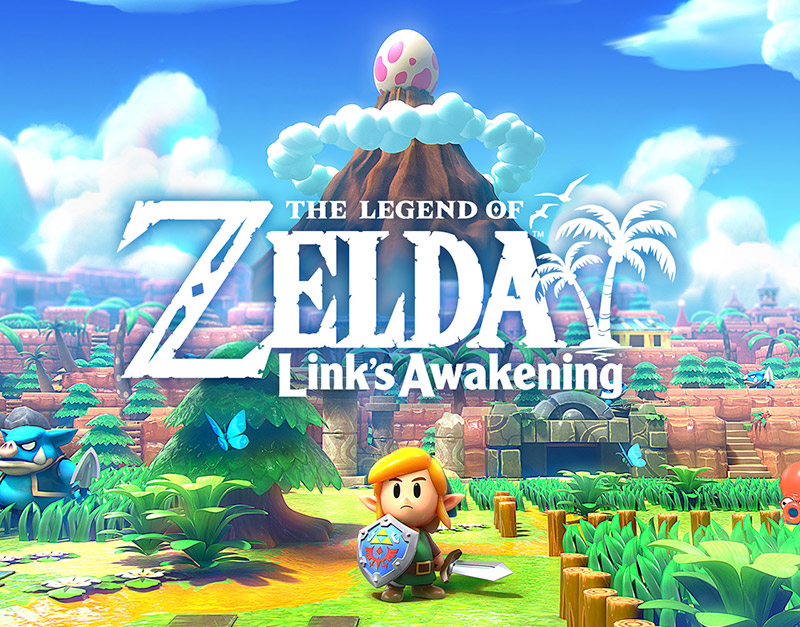 The Legend of Zelda: Link's Awakening (Nintendo), Road to Video Games, roadtovideogames.com
