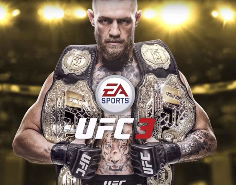 UFC 3 - Deluxe Edition (Xbox One), Road to Video Games, roadtovideogames.com